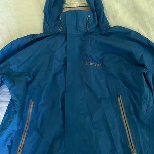 Marmot Precip Waterproof Rain Hard Shell Jacket